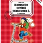 matematika felvételi feladatok 3. kötet