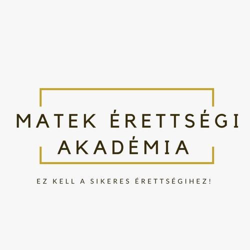 Matek érettségi akadémia